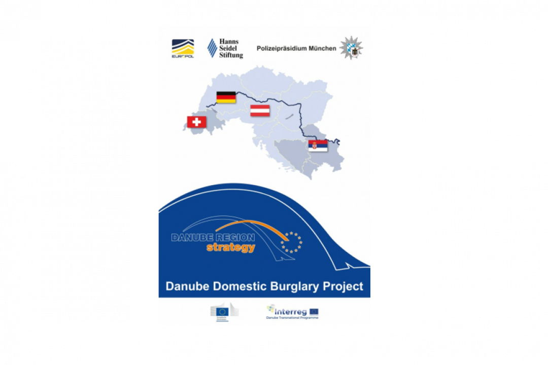 Final conference of PA 11 project – Danube Property Crime Project