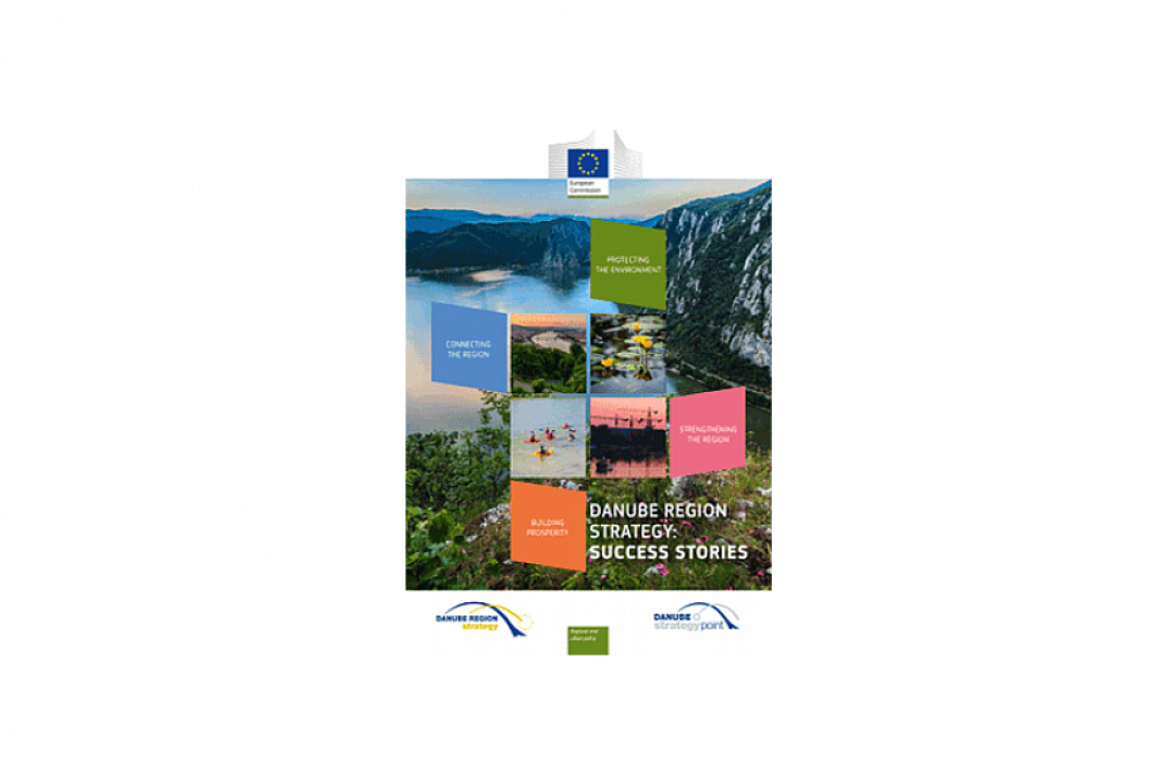 Success Stories from the Danube Region brochure is published