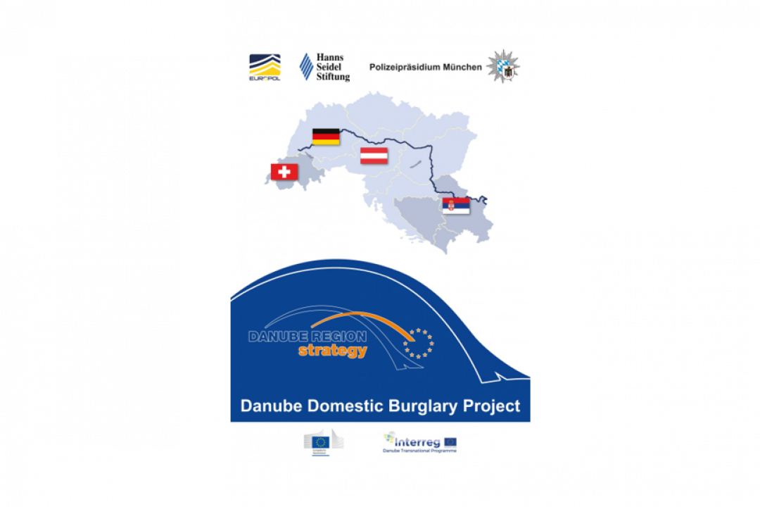 New project proposal within PA 11 – Danube Domestic Burglary Project