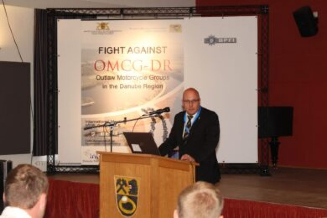 "OMCG-DR ""Fight against Outlaw Motorcycle Groups in the Danube Region"""