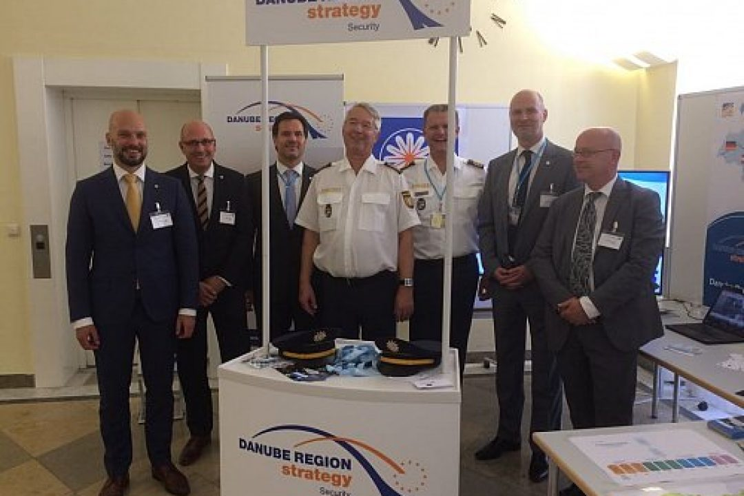 PA 11 work was promoted in an open day in Bavaria